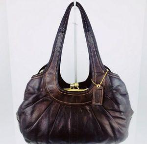 Coach Legacy Leather Shoulder Bag